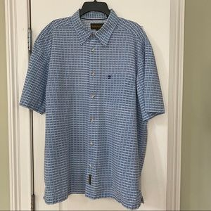 Timberland Button Up Short Sleeve Shirt